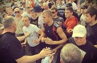 Депутатов под харьковским судом били профессиональные спортсмены, - БЮТ