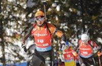 Медаліста етапів Кубка світу з біатлону дискваліфіковано за порушення антидопінгових правил