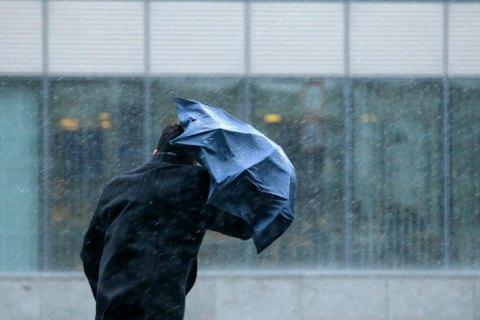 В Украине начнутся ливни, местами будет сильный ветер