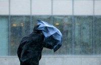 В Україні почнуться зливи, подекуди сильний вітер
