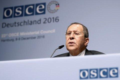 Росія згідна на озброєння місії ОБСЄ на Донбасі стрілецькою зброєю