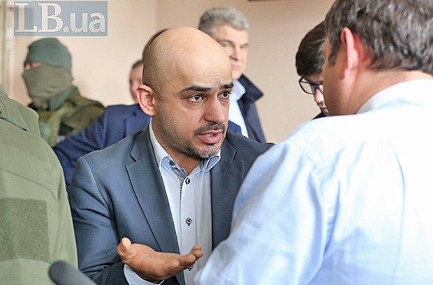 Найем спорит с адвокатом Черезовым