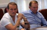 Турчинов открестился от привлечения Медведчука к переговорам с террористами