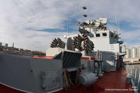 Україна готова долучитися до Чорноморської флотилії НАТО