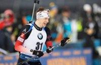 Жаклену наконец удалось разбавить норвежский пьедестал на этапе Кубка мира по биатлону