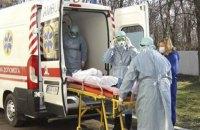 У Мелітополі від коронавірусу помер 60-річний чоловік