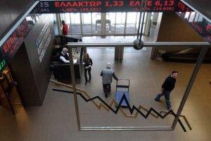 Греки за день вивели з банків 1 млрд євро