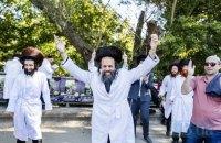 Як в Умані святкують юдейський новий рік Рош-га-Шана: фоторепортаж