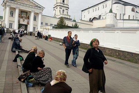 Инвентаризация в Почаевской лавре проводится по списку, составленному в 1967 году