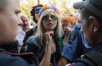 Суд побоялся судить Тимошенко и Femen одновременно