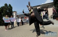 """Активисты """"Видсичи"""" попросили оппозицию не выдвигать Порошенко в мэры"""