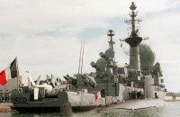 Во Франции загорелась атомная подводная лодка