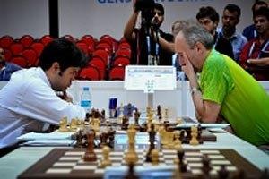 В Україні з'явиться партія шахістів