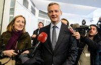 Французький міністр закликав Євросоюз стати єдиним цілим, як США