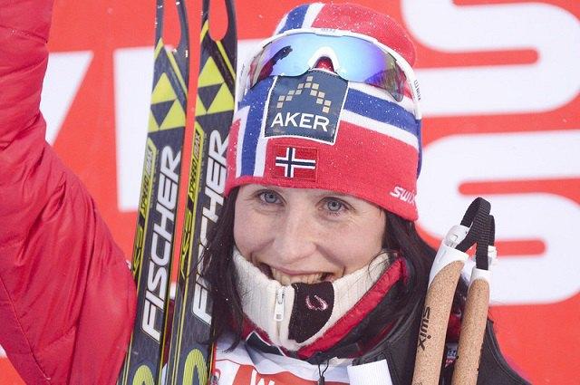 Марит Бьорген стала самой титулованной спортсменкой вистории Олимпиады