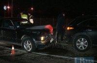 Адвокат Корбана попал в аварию