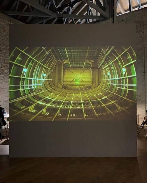 Украинский павильон на биеннале в Венеции, 2019