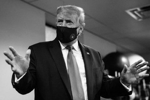 """Трамп анонсировал появление вакцины от коронавируса """"перед очень особенным днем"""""""