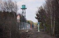 Україна і Білорусь почали демаркацію держкордону в зоні відчуження ЧАЕС