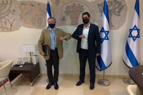 Украина и Израиль усилят межпарламентское сотрудничество, - посольство