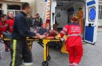 В Донецке вчера погибли 5 мирных жителей, 24 ранены (обновлено)