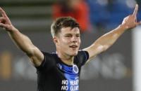 Украинский футболист официально стал чемпионом Бельгии: Про Лига объявила о досрочном завершении сезона