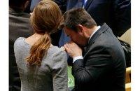 Климкин пообнимался с Самантой Пауэр в ООН