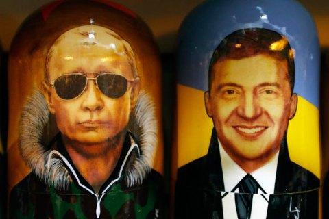 Зеленский официально инициировал переговоры с Путиным (обновлено)