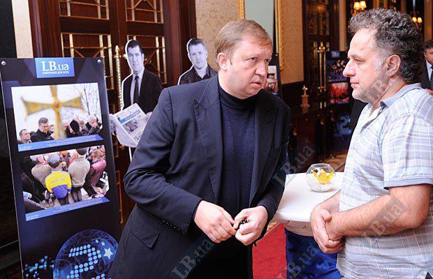 Василий Горбаль (слева)