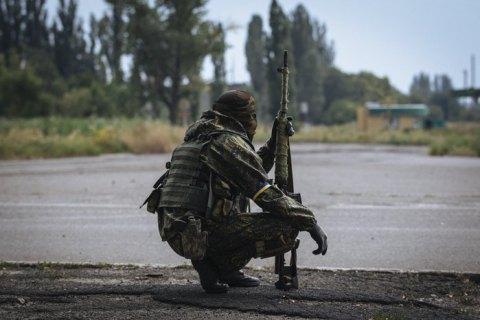 Оккупационные войска обстреляли из противотанковых гранатометов позиции рядом с Майорском