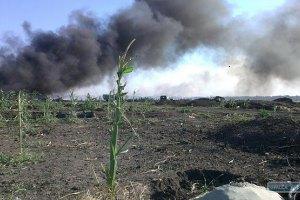 За ніч бойовики відкривали вогонь тридцять разів, - штаб АТО