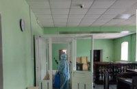 Суд в Чернігівській області закрили на дезінфекцію через коронавірус у підозрюваного
