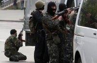 В Луганской области боевики напали на две воинские части и украли оружие