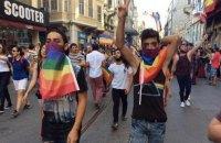 Поліція застосувала водомети проти гей-параду в Стамбулі