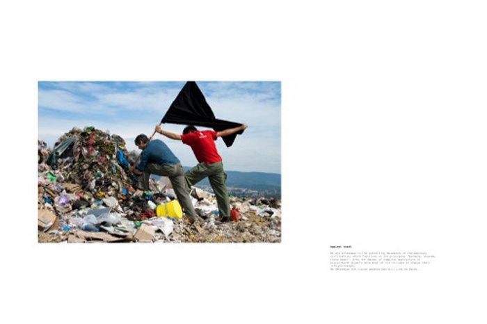 Igor Grubic, 366 Liberation Rituals (Against Trash)