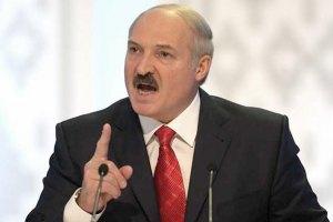 """Лукашенко: """"Такого позора я еще не видел"""""""