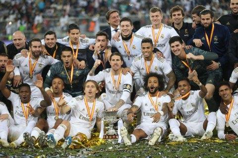 """""""Реал"""" не будет сокращать зарплату игрокам из-за пандемии коронавируса"""