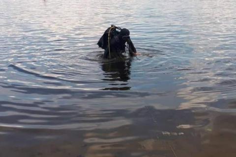 У столичному озері Качине потонув чоловік