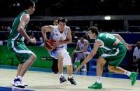 Евробаскет-2011: Украина не смогла переиграть Словению