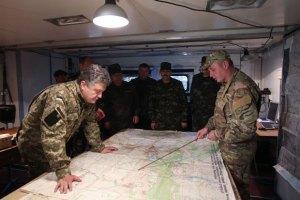 Порошенко пообіцяв армії 40 млрд грн на переозброєння