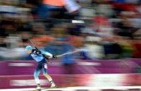 Украинка Пидгрушна завоевала бронзу на этапе Кубка мира по биатлону в Швеции