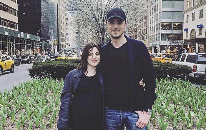 Владимир Омелян с супругой Светланой в Нью-Йорке