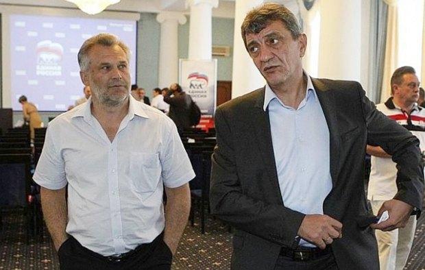 Сергей Меняйло (справа) и Алексей Чалый