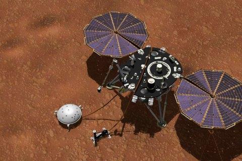 Марсоход Perseverance передал первые фото поверхности Марса в высоком качестве