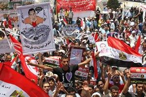 В Египте из-за протестов сменили правительство