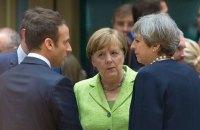 """Меркель вважає можливим перенесення """"Брекзиту"""" на 2020 рік"""