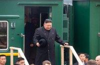 Ким Чен Ын приехал в Россию на бронепоезде
