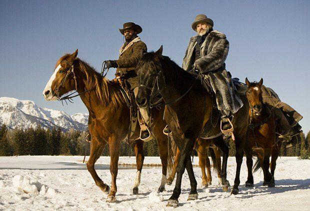Джанго в фильме Тарантино ломает стереотипы белых консерваторов - ездит на лошади, работает охотником за головами