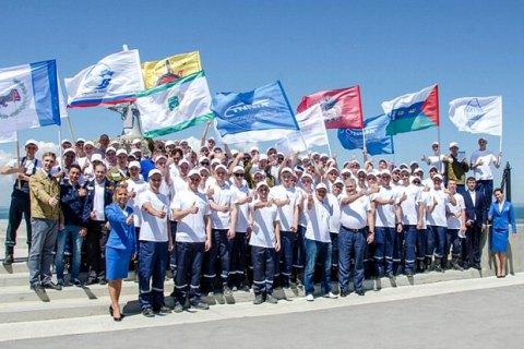 К строительству Керченского моста привлекли российских студентов
