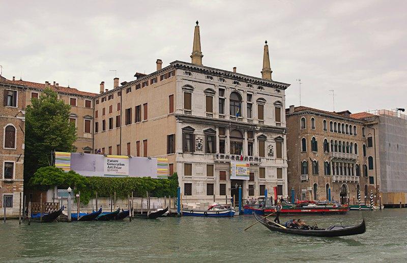 Палаццо Попадополи, место расположения проекта FGAP